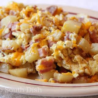 Country Skillet Breakfast.