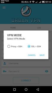 URBAN VPN - (SSH + SNI + SSL) for PC / Windows 7, 8, 10 / MAC Free