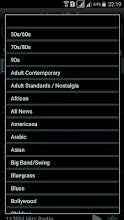 Radio Online screenshot thumbnail