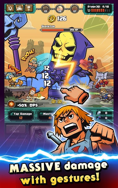 He-Man™ Tappers of Grayskull™ v2.3.0 [Mod Money]