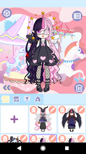 Magical Girl Dress Up: Magical Monster Avatar image | 16