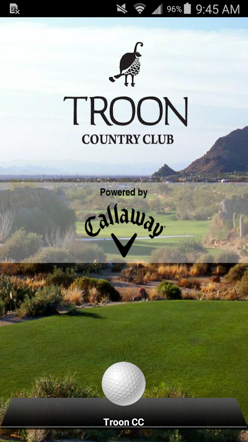 Troon Country Club- screenshot