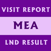 MEA Visit Report and LND Test Result