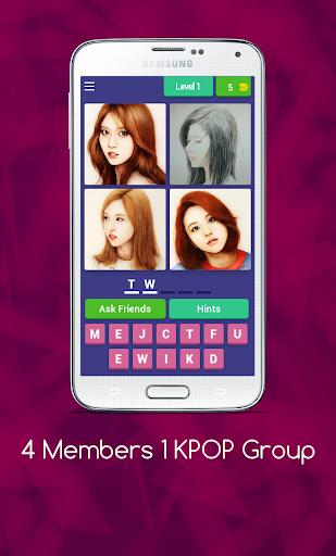 4 Members 1 KPOP Group 3.6.6z screenshots 2