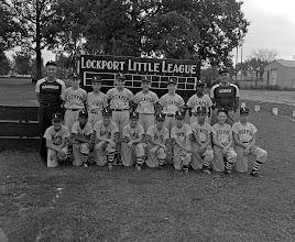 Photo: Lockport Little League 1963 AllStars