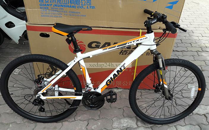 Xe đạp thể thao Giant chính hãng, giảm giá cực sâu, bảo hành 5 năm - 32