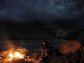 Photo: Nocka nad rzeką Igliczek koło gorących źródeł (zbyt gorących co by się wykąpać)