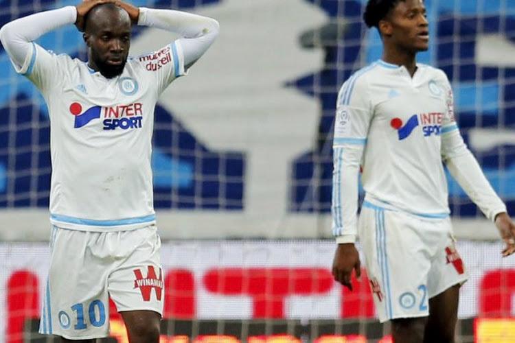 Marseille et Batshuayi coincent pour la douzième fois consécutive au Vélodrome