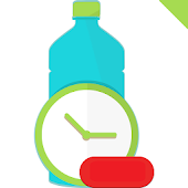 Aqualert:Water Tracker Intake&Reminder Google Fit