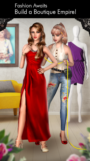 Fashion Empire - Boutique Sim  screenshots 1