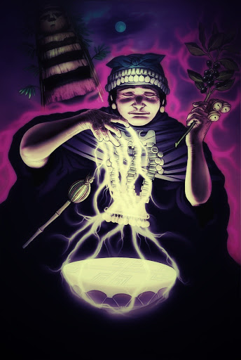 Machi: bruja mapuche