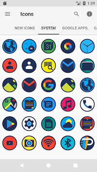 Zorun - Icon Pack APK screenshot thumbnail 7