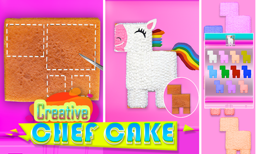 Amazing Cake Maker Cooking Artist! DIY Cake Hacks 1.0.2 screenshots 1
