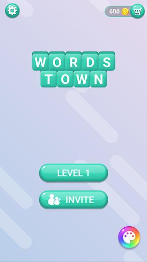 Words Town - Addictive Word Games 1.1.4 screenshots 1