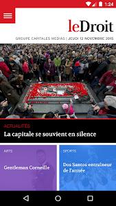Le Droit screenshot 1