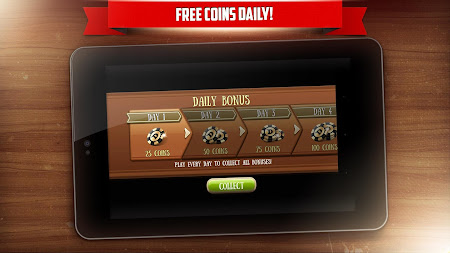 Domino play free dominoes game 3.1.3 screenshot 97688