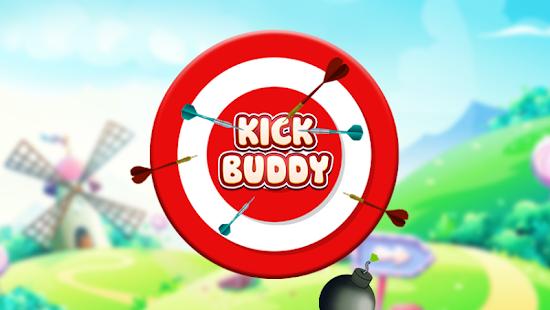 kick run budyhero - náhled