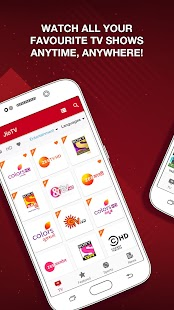 JioTV – LIVE Cricket, TV, Movies Screenshot