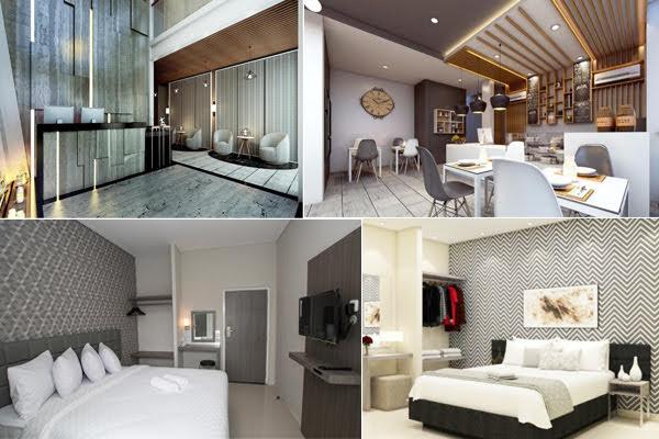 Smart Budget Hotel Semarang interior