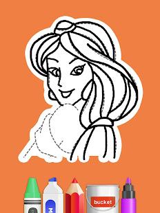 App How To Draw Princess APK for Windows Phone