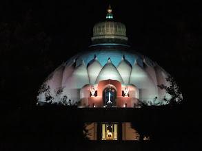 Photo: Lotus Illuminated Virginia Yogaville