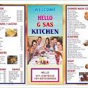 Hello G Sas Kitchen, Paharganj, New Delhi logo
