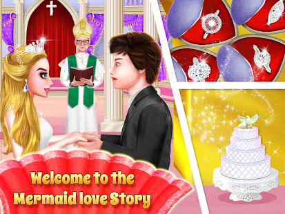 Mermaid & Prince Rescue Love Story 18