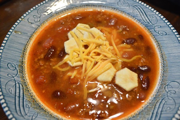 Tasty Tex-mex Style Chili Recipe
