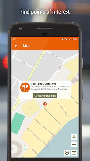 Naviki – Bike navigation 3.2008 screenshots 5