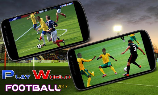 Play World Football 2017  captures d'écran 2