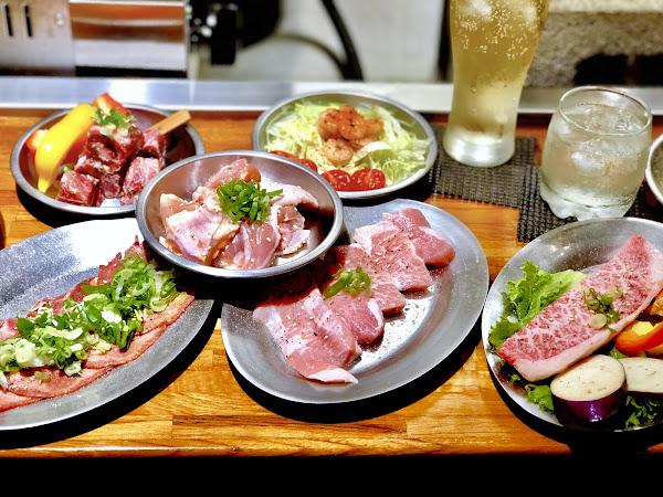 沖繩風熊賀燒肉深夜食堂蘆洲好吃燒肉/和牛燒肉/宵夜