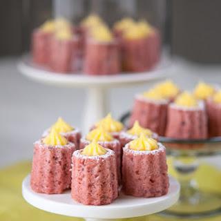 Strawberry Cake Lemon Curd Recipes