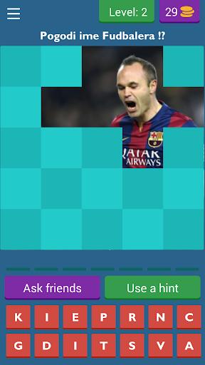 Football Quiz 2018