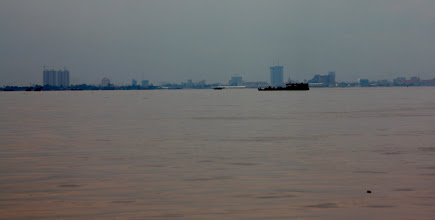 Photo: Year 2 Day 34 - Our First View of Phnom Penh