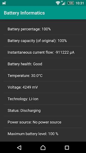 Battery Informatics