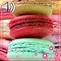 Macaroons Best Live Wallpaper icon