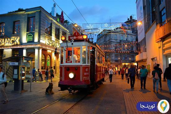 بیگلو استانبول