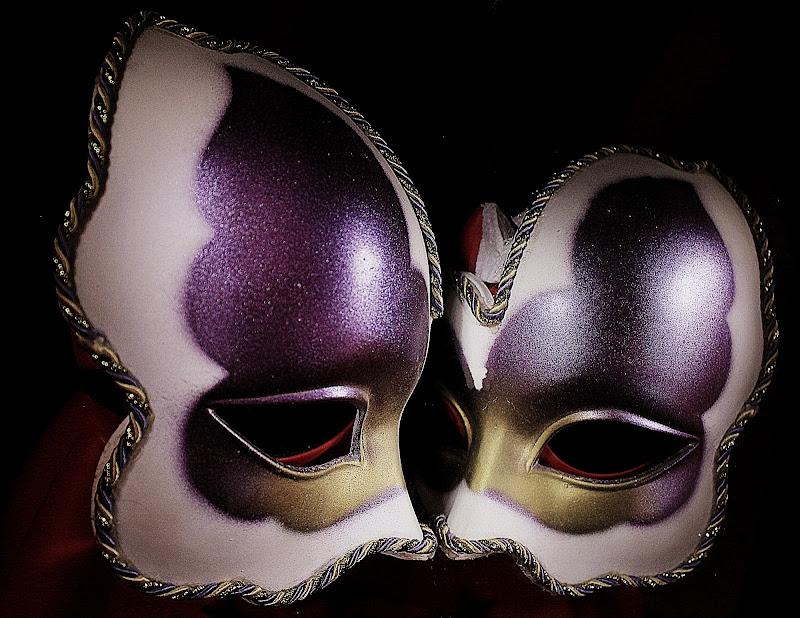 Dietro la magia di una maschera  di yuna57