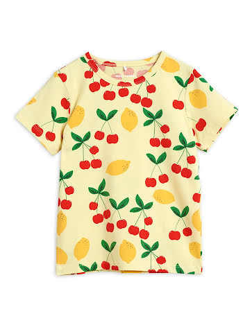 Mini Rodini Cherry Lemonade T-shirt