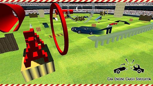Crash Car Engine Simulator: Junkyard Speed Bumps 1.0 screenshots 8