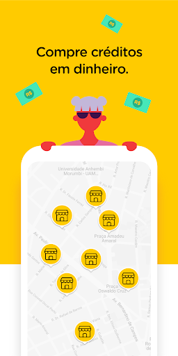 Yellow - Scooter and Bike sharing Apk apps 5