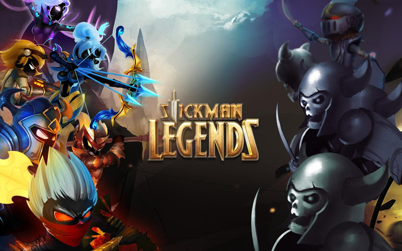Stickman Legends: Shadow War Offline Fighting Game Screenshot 11
