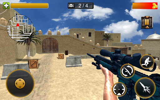 Frontline Sharpshooter Commando 3d 1.0 3