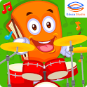 Marbel Music + Piano for Kids icon