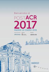 Reunión POST ACR 2017 - náhled