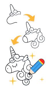 Draw.Ai – 手把手教你畫畫和上色 Screenshot