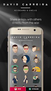 DCMOJI by David Carreira- screenshot thumbnail