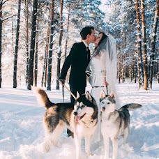 Wedding photographer Anatoliy Radionov (Happy72). Photo of 16.01.2017
