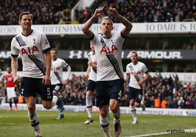 Les supporters de Tottenham ont élu un Belgian Spurs pour le joueur de l'année !