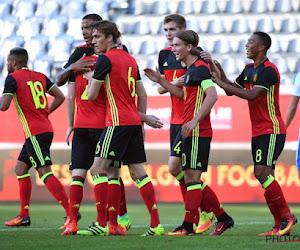 Vijf (top)talenten die na de beloftenmatch België-Tsjechië in iedere scout zijn boekje staan
